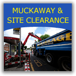 Muckaway and Site Clearance services