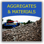 Aggregates and recycled materials